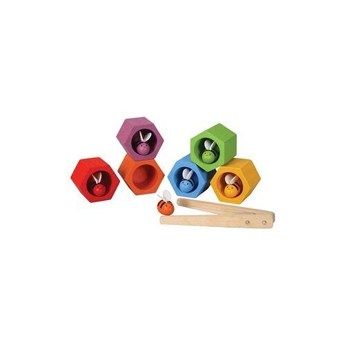 PlanToys Plan Toys houten bijenkorven