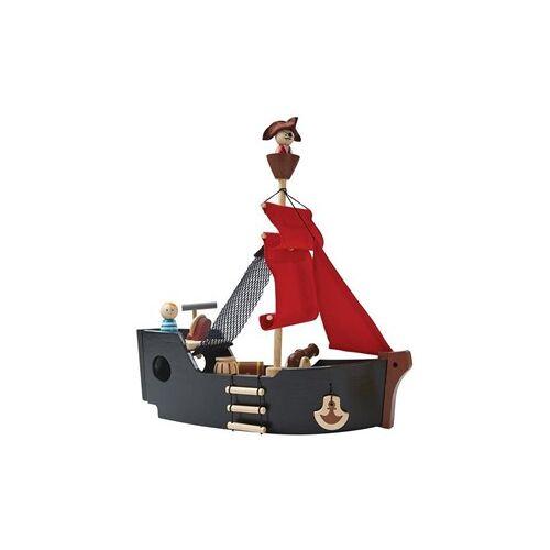 PlanToys Plan Toys houten piratenboot