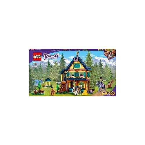 Lego Friends Paardrijdbasis in het bos Set 41683