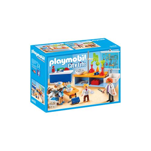 Playmobil Scheikundelokaal  9456