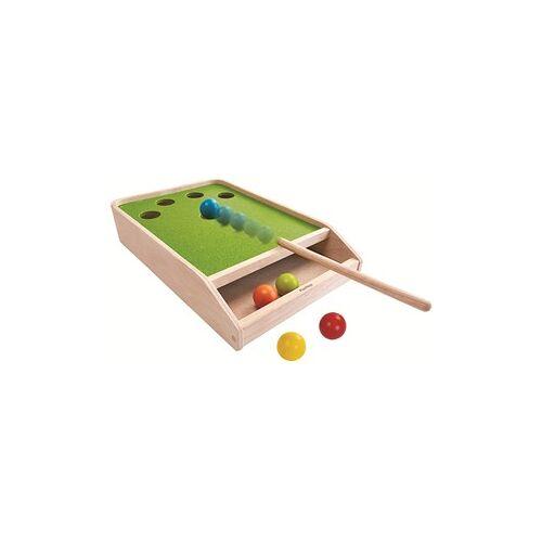 PlanToys Plan Toys houten biljart spel