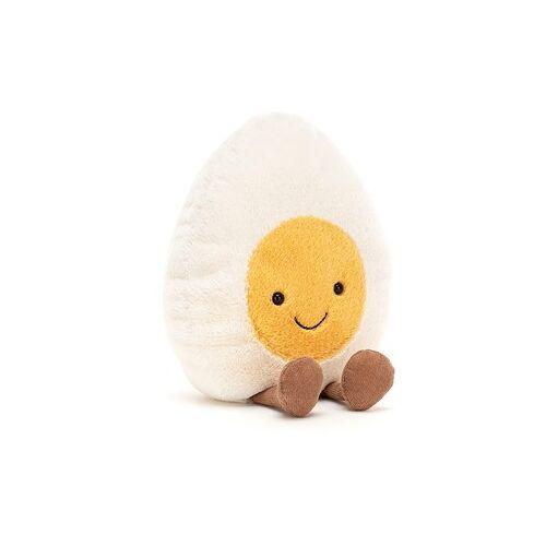 Jellycat - Amuseable Gekookt Ei Groot - 23 x 12 cm