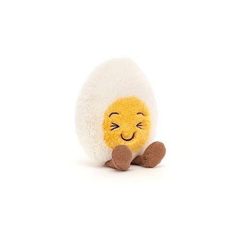 Jellycat - Gekookt Ei Lachend - 14x8cm