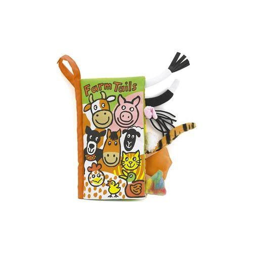 Jellycat staartenboek Boerderij