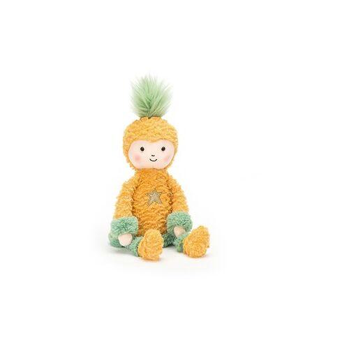 Jellycat knuffel Perky Ananas Top 30cm