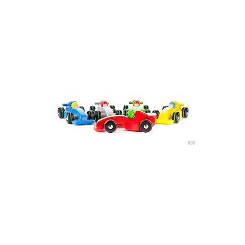 Bajo raceauto Formule 1 - Rood