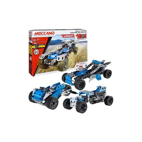 Meccano Truck set, 10 modellen