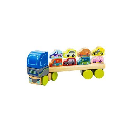 Cubika houten autotransporter