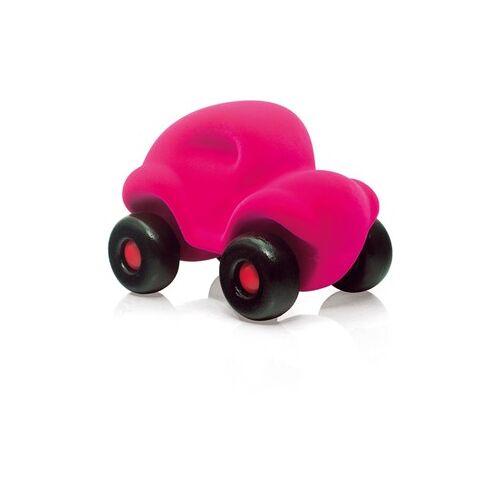 Rubbabu - Auto groot (roze)