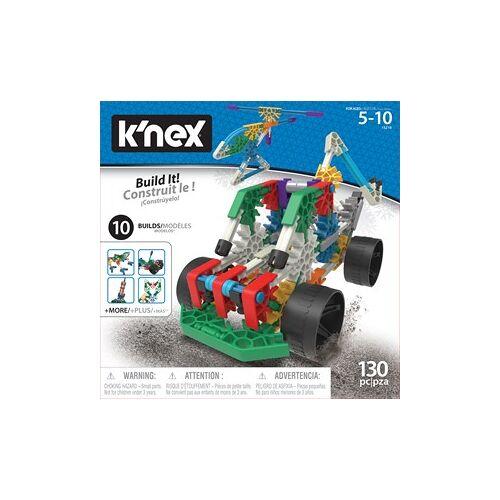 K'Nex 10 in 1 Modellen - Bouwset