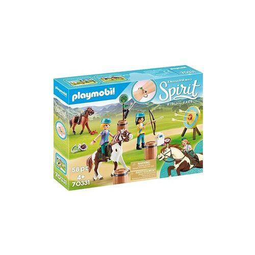 Playmobil Spirit - Boogschieten te paard 70331