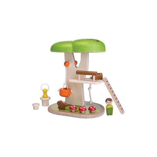 PlanToys Plan Toys Plan City houten boomhut