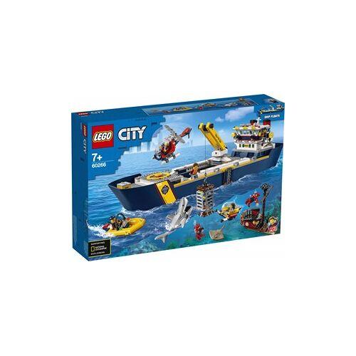 Lego City Oceaan Onderzoekschip - 60266