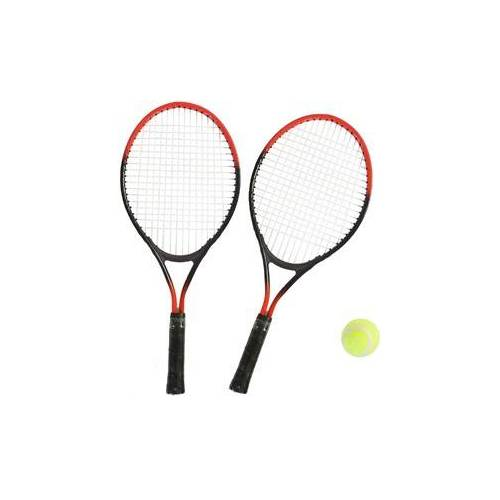 SportX Tennisset 2 stuks en tennisbal