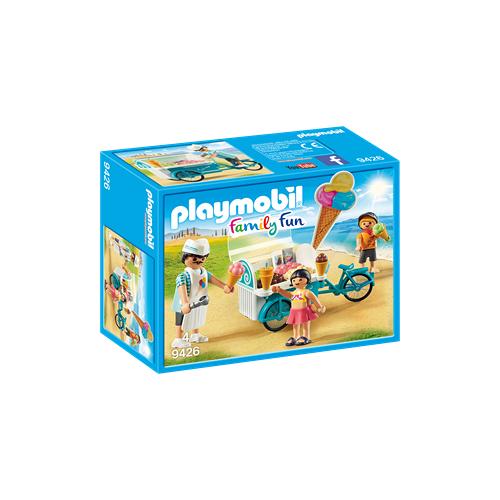 Playmobil Family Fun - Ijsjesverkoper   9426
