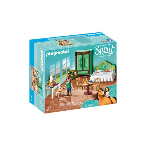 Playmobil Spirit - Lucky's slaapkamer 9476