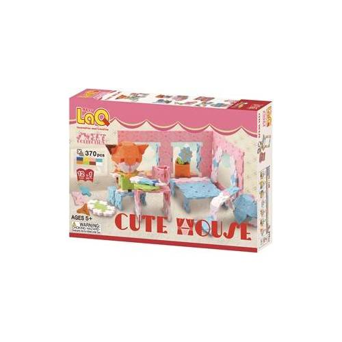LaQ Sweet Collection Cute House