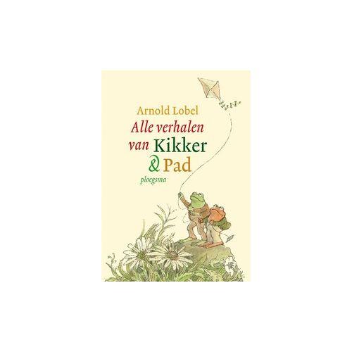 Ploegsma Alle verhalen van Kikker en Pad. 4+
