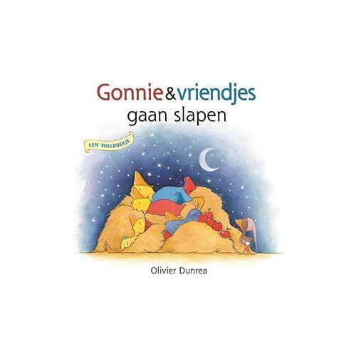 Gottmer Gonnie en vriendjes gaan slapen (voelboe