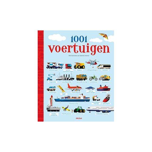 Deltas 1001 voertuigen