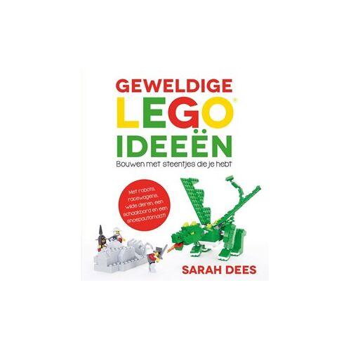 Leopold Geweldige LEGO ideeën (pb). 7+