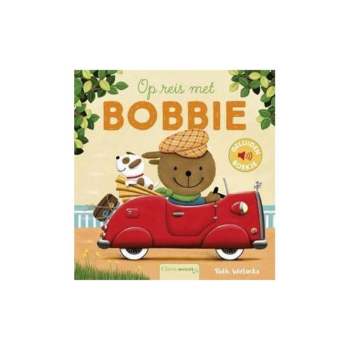 Uitgeverij Clavis Op reis met Bobbie. 2+