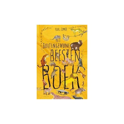 Lemniscaat Kinderboek educatieboek het buitengewone beesten boek