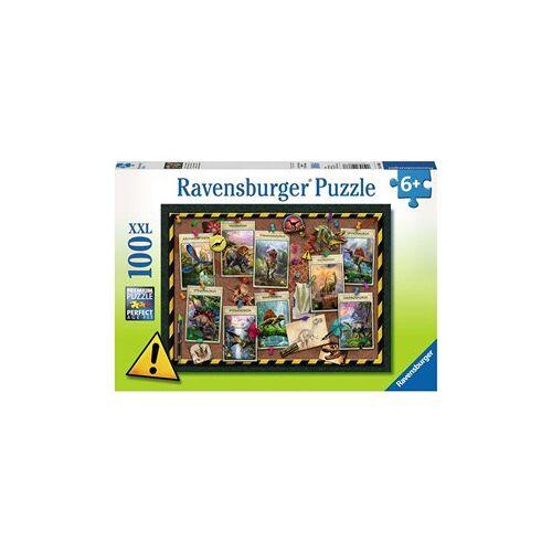 Ravensburger puzzel Dino verzameling - 100 stukjes