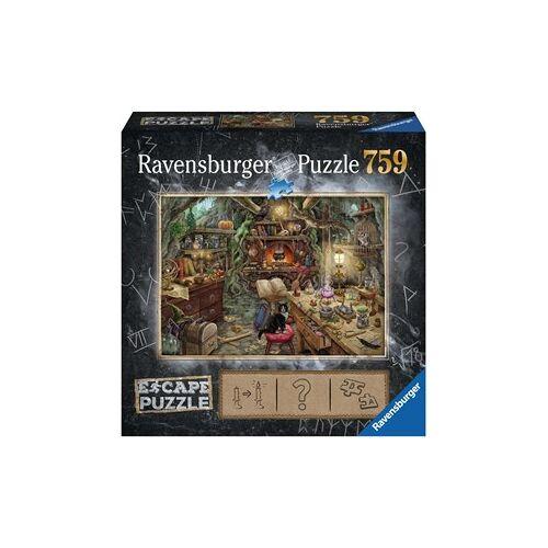 Ravensburger puzzel escape 3 Kitchen of a witch - 759 stukjes