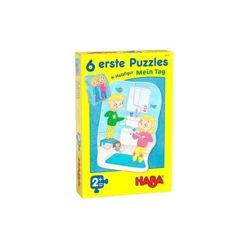 HABA 6 eerste puzzels - Mijn dag