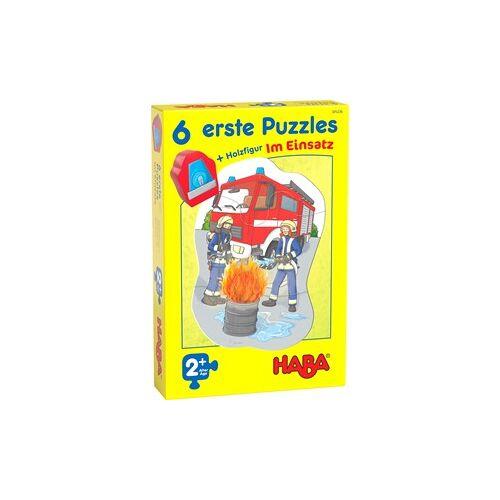 HABA 6 eerste puzzels - In actie