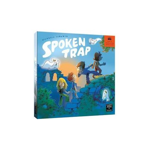 999 Games Drie Magiers Spellen Spokentrap - Bordspel - 4+