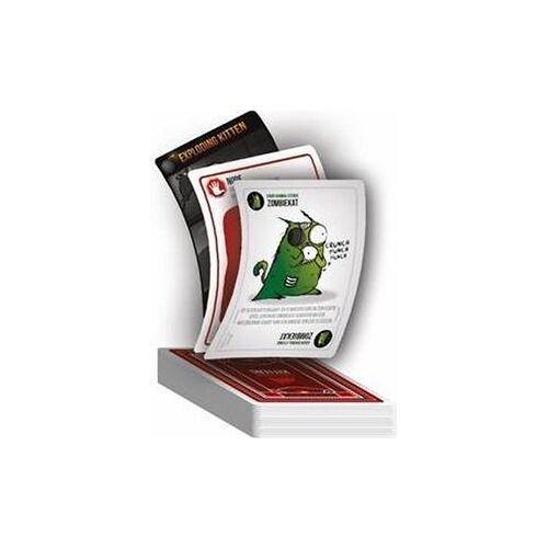 Asmodee Exploding Kittens kaartspel NSFW 18+ Editie