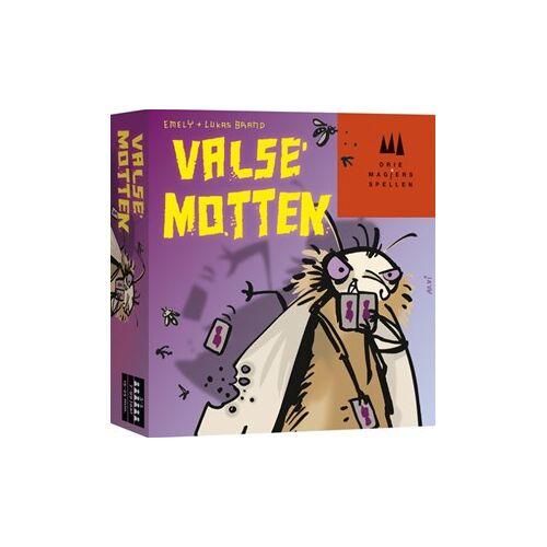 999 Games Drie Magiers Spellen Valse Motten - Kaartspel - 7+