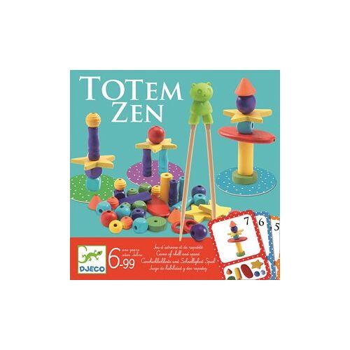 Djeco Behendigheidsspel Totem Zen