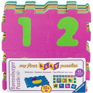 Ravensburger My first play puzzles Getallen en dieren