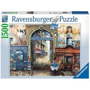 Ravensburger puzzel Passage to Paris - Legpuzzel - 1500 stukjes
