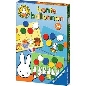 Ravensburger Nijntje  kinderspel Nijntje bonte ballonnen