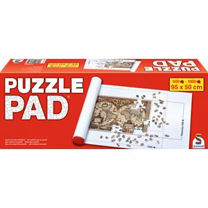 Schmidt Puzzelmat, 500 tot 1000 stukjes - Puzzel - 8+