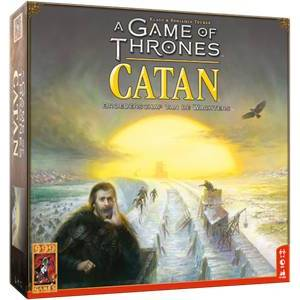 999 Games A Game of Thrones: Catan - Bordspel - 12+