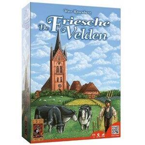 999 Games De Friesche Velden - Bordspel - 12+