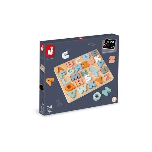 Janod Sweet Cocoon - Alfabet puzzel