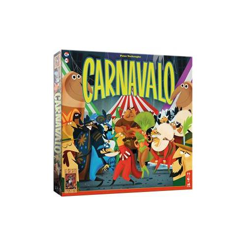 999 Games Carnavalo - Bordspel - 10+
