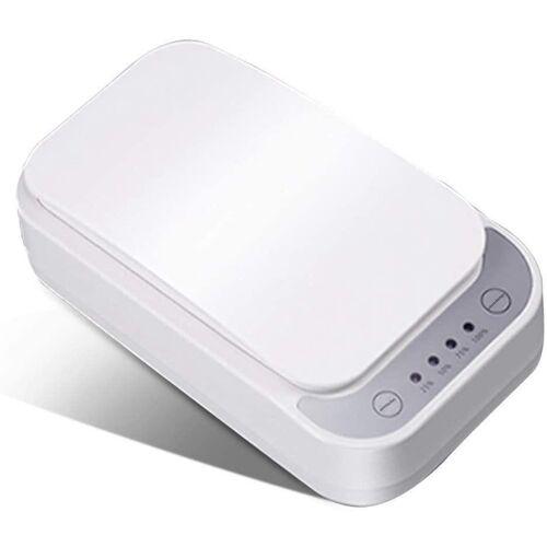 Lintelek Telefoon UV desinfectie box - Wit