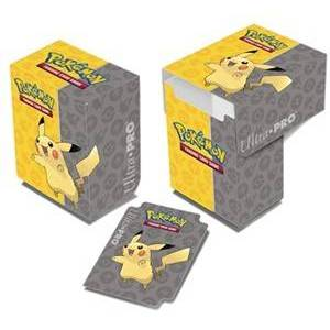 Ultra Pro Pokemon Deckbox - Pikachu