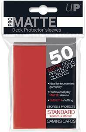 Ultra Pro Sleeves Pro-Matte - St...