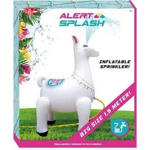 Alert Splash Alpaca Sproeier (190x160x80cm)
