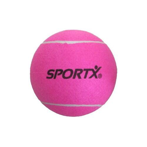 SportX - Jumbo Tennisbal L - Roze