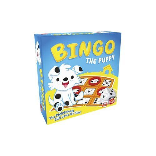 Goliath Bingo the Puppy