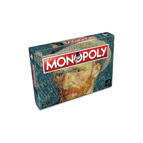 Hasbro Monopoly - Van Gogh (Nederlandse versie)